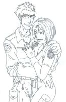 Vincent and Jill by DrVincentBelmont