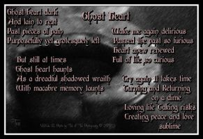 Ghost Heart by TeaPhotography