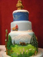 Alaska Cake: view 3 by The-EvIl-Plankton