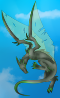 Wyvern by Krakers66