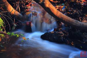 Running Water by juhitsome