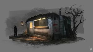 Ammo shack by DGHZ