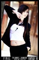 -manip- Tifa Lockheart by Dark6Nika