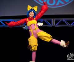 Eiko Carol Cosplay by Bebop-Angel