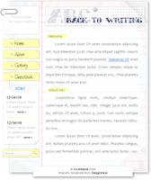 Back To Writing by vedica