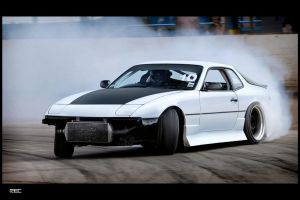 Porsche 924 Drifter by RecDesign