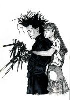 Edward Scissor Hands by BronzeAthlete