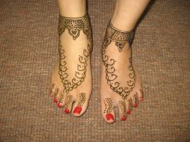 Foot Design by Nomandy