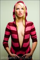 Striped Hood by jakegarn