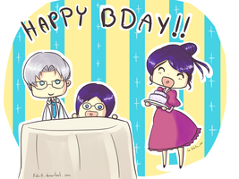 Happy BDay! by kala-k
