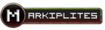 Markiplites Website Logo by Pick-blue