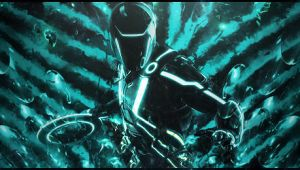 Tron Legacy Signature by Snopex