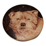 Bear Pendant by DrClosure