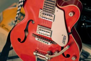El-Gretsch-O-Matic by thousanium