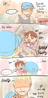 Meet the Baby (Germany Part) by aphin123