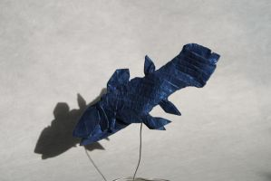 Coelacanth by Blue-Paper