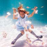 Alice cards by SachaKalis