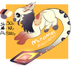 Mirome auction Closed by Girryy