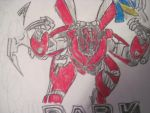 Transformers: Earth Goes Dark- Dino by Jedi-Master-Autobot