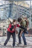 The Last Of Us Cosplay ''I will protect you'' by Yukyh