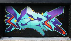 Meak Newtown 2013 by meak-one