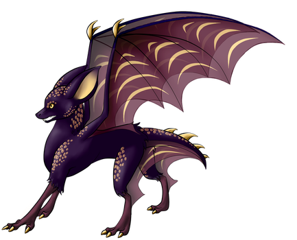 drakk bat dragon by - photo #19