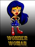 BURGOS' BRATZ WONDER WOMAN 2 by DeadDog2007