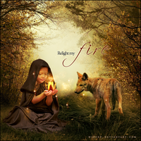 Relight My Fire. by Wincey