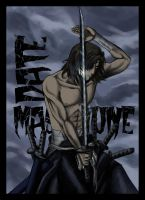 Date Masamune by black3