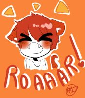 ROAAAR by yui-cute