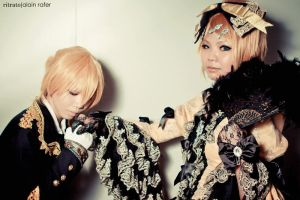 Yes, My Lady by Animaidens