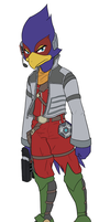 Brawl Falco by Green-Mamba