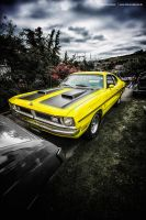 Dodge Demon 340 by AmericanMuscle