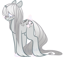 Silver Blue by LullabyPrince