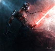 Sith Bloodlust by Signore-delle-Ombre