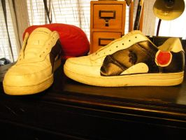 Ash Ketchum Shoes by Crowbariswin
