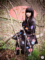 HELL GIRL: Red forest by AngelsArcher