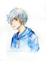 Jack Frost by Menstos