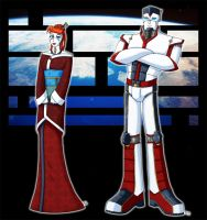 P: DH - Andromeda and Zenith by jagris