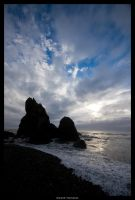 Ruby Beach VII by hensler