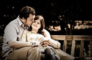 P and S Engagement 04 by juhitsome