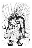 Thor by bolognafingers