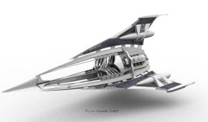 Automated Starfighter 2 by zzombat