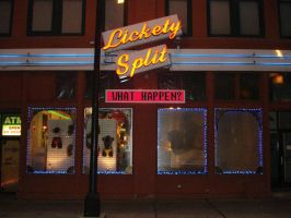 Lickety Split 4 Great Justice by LittleBigDave