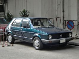 Golf Mk1 again by gupa507