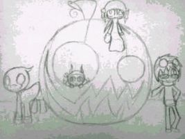 Happy Halloween from P97 group by phantomboy97