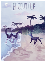 ENCOUNTER - COVER + PART 1 by yhoukka