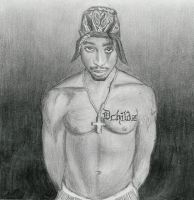 tupac by many-eggs