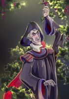 Claude Frollo by DarinaLyubkina