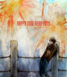 Happy 2015 - forthcoming! by gorse1995